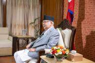 Nepal PM Oli calls for early adoption of int'l pact against terrorism