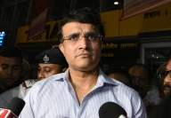 Happy to get an opportunity in a tough situation: Ganguly