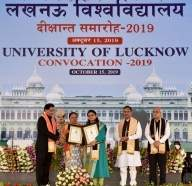 Chandrayaan-2 Director gets honorary doctorate from LU