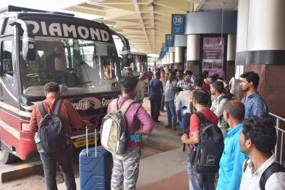 TSRTC buses to be back on Hyderabad's roads from Friday