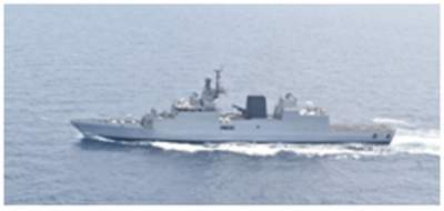 Indian naval ships, aircraft on standby for Cyclonic Storm 'Gulab'