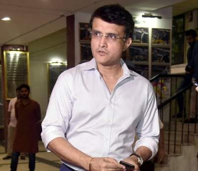 No global sports team gets as much support as Indian cricket team: Ganguly
