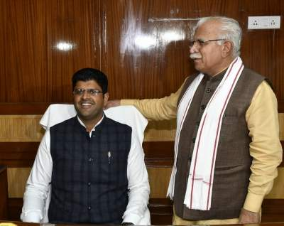 BJP, JJP political 'wedge' widens with inconclusive farmer talks (IANS Analysis)