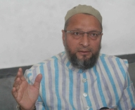 Shia board chief compares Owaisi to Baghdadi