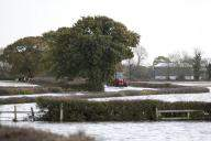 UK set for month's worth of rain in 24 hours