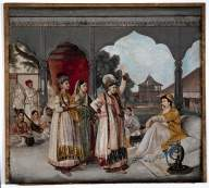 Historic treasures from Indian, French archives on view