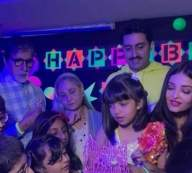 Here's how Bachchans celebrated Aaradhya's 8th b'day