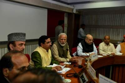 PM hopes for 'productive' winter session