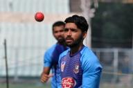 Would like to have practice match before Pink Ball Test: Mominul