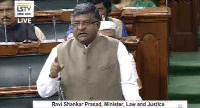 LS passes Bill to extend SC/ST reservation by 2030