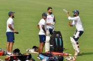 Team India ready for historic Pink Ball Test