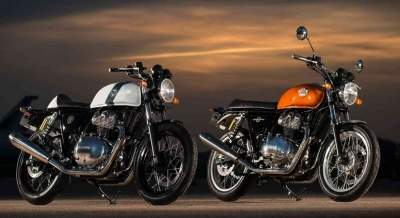 A royal 'enfield' of a day