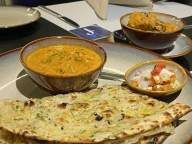 Global meets Indian in this multi-cuisine restrobar