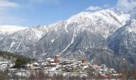 Cold wave in Himachal, more snow in store