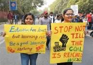 JNUSU moves Delhi HC against late fees (Lead)