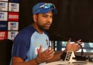 World T20 too far, need to focus on winning WI series: Rohit