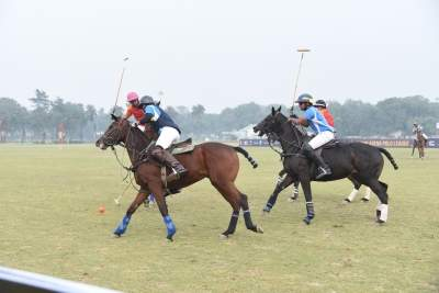 Polo gets an arena on grass format