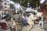 Another anti-CAA stir in Lucknow village now