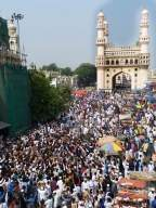 AIMIM denied permission for anti-CAA protest at Charminar