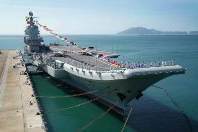 Chinese naval strategy's covert dimensions (Opinion)