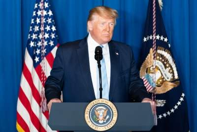 'A ship of fools and a circus': Voters react to Trump impeac...