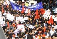 ABVP blames JNUSU for violence, calls it attack by Maoists