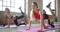 Find a personalised exercise routine