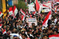 12 anti-govt protesters killed in Iraq