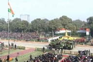 Proud at 71: India celebrates R-Day (Lead)