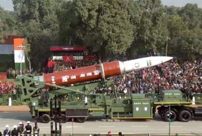 Many firsts enthrall crowd at 71st R-Day parade