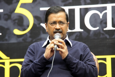 Law and order will not improve with press conferences: Kejriwal