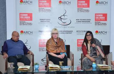 FASHION COLLOQUIA 2020 to India
