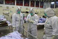 2 die in Iran after testing positive for COVID-19