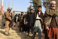 Afghan govt suspends release of Taliban inmates