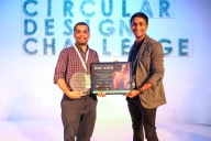 Flowercycling wins PETA's Best Innovation in Fashion award