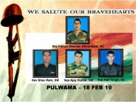 Army remembers martyrs who eliminated Pulwama mastermind