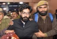 Sharjeel being taken to Assam, says his legal team