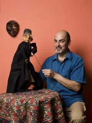 Puppetry isn't just for children: Dadi Pudumjee