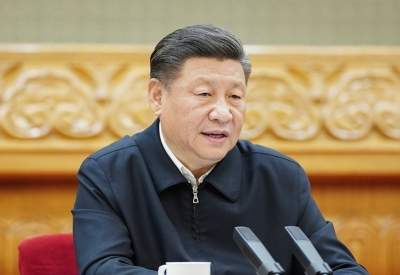President Xi: China-India relations now at a new starting po...