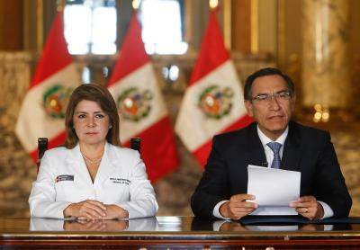 Peru limits movement by gender to stem COVID-19 spread