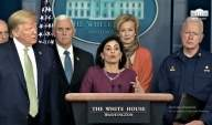 US caseload will reflect social distancing impact only 10 days later: WH