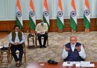 PM Modi thanks athletes for support in fight against COVID-19