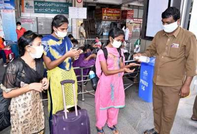 Andhra clocks 3,495 fresh Covid infections