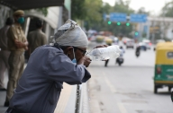 Raj's Churu sizzles at 47.5 degrees, heatwave to abate after May 28