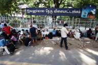 Migrant workers trying to go back to home towns as Covid surges in Tamil Nadu