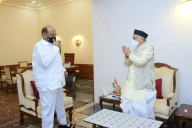Amid Centre-state row, hectic politicking in Maharashtra