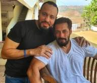 Salman Khan's bodyguard Shera shares Eid special pic with actor for fans