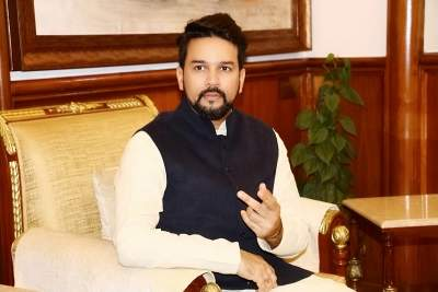 India an attractive investment destination: Anurag Thakur (I...