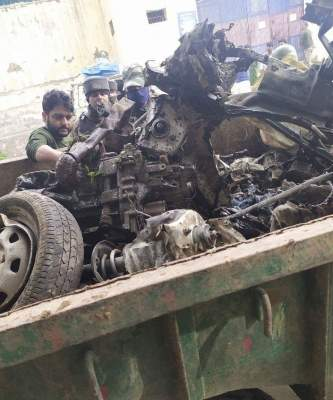 JeM outfit member behind failed Pulwama attack
