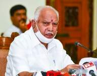 Yediyurappa to work from home as staffers test positive